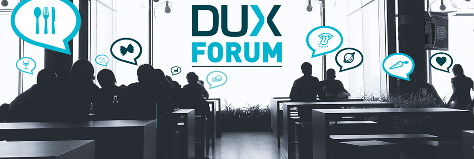 banniere dux food forum