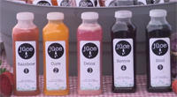 Fake cold pressed Juice